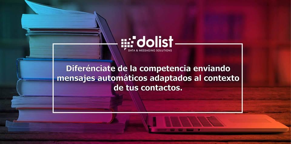 """Dolist: """"El cliente está superconectado con su smartphone y es muy exigente en cuanto a las comunicaciones que recibe"""""""
