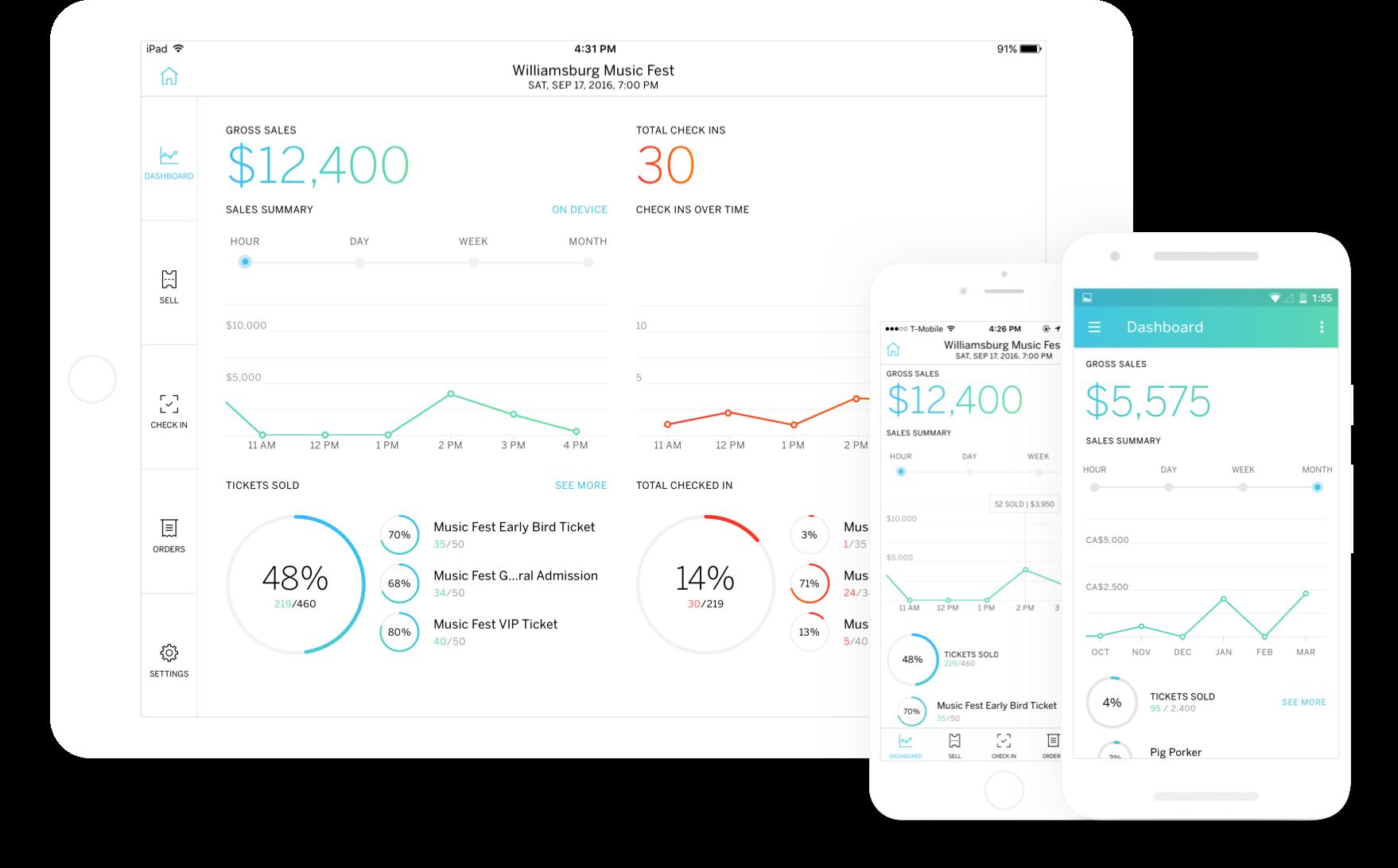 8 apps para mantener bajo control tus eventos