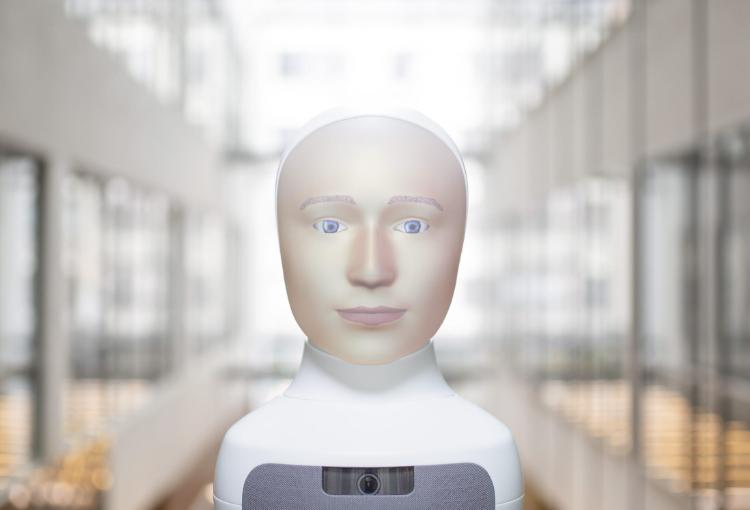 Furhat, el robot que adopta distintas personalidades
