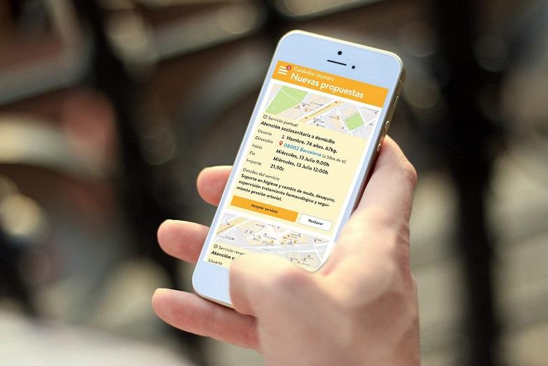 La app para encontrar cuidadores Joyners se lanza al mundo B2B