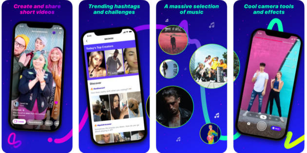 Llega Lasso, la app de Facebook para plantar cara a TikTok