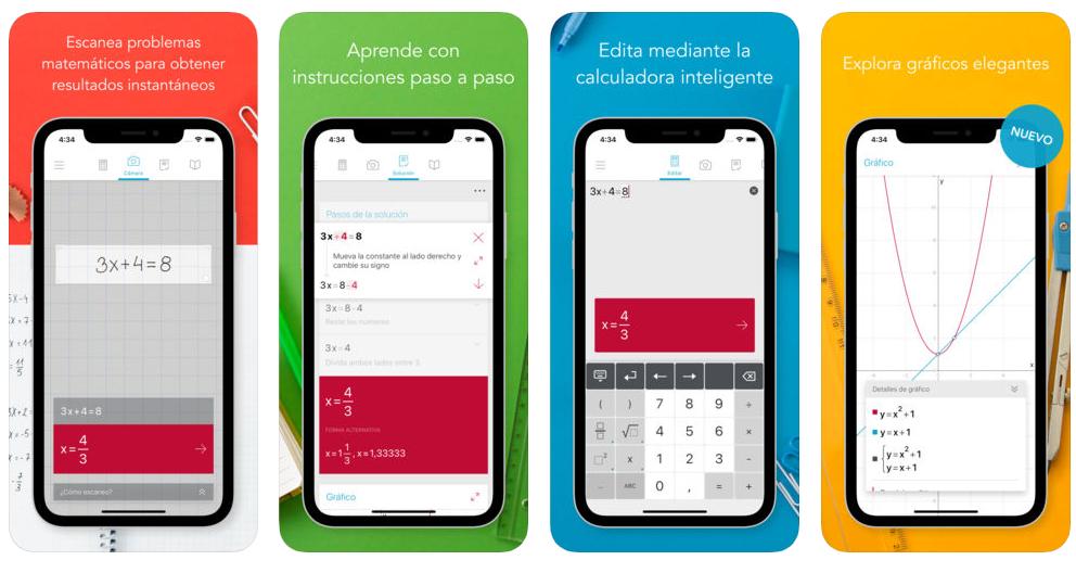 La app de matemáticas Photomath supera los 100 millones de descargas