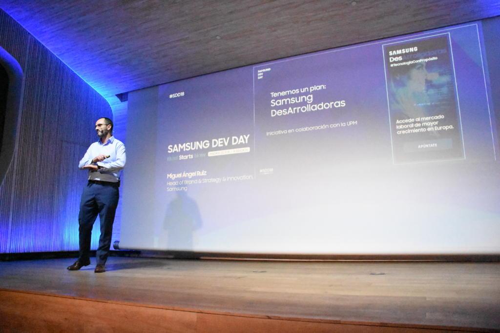 Samsung apuesta por las desarrolladoras de apps con Samsung DesArrolladoras