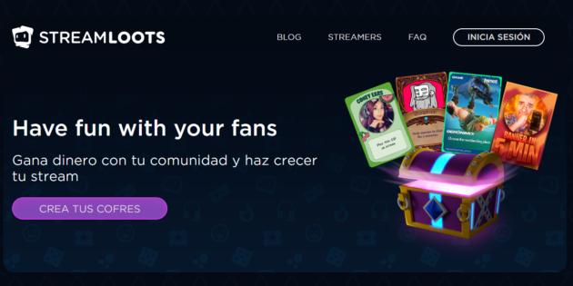 Streamloots levanta medio millón de euros para seguir conectando a jugadores de eSports con su audiencia
