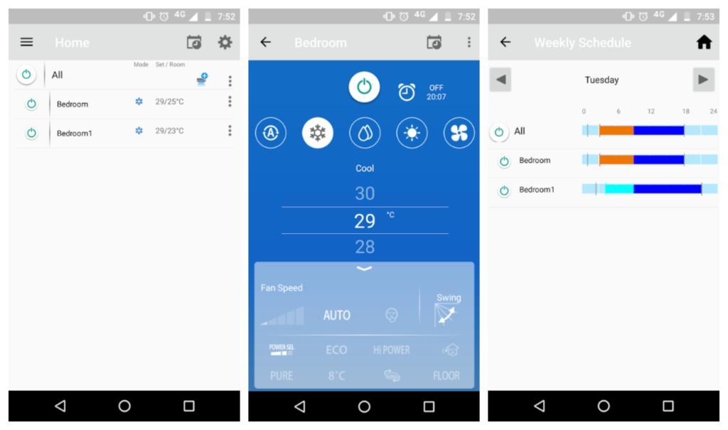 Toshiba lanza una app para controlar la climatización de tu casa u oficina de manera remota