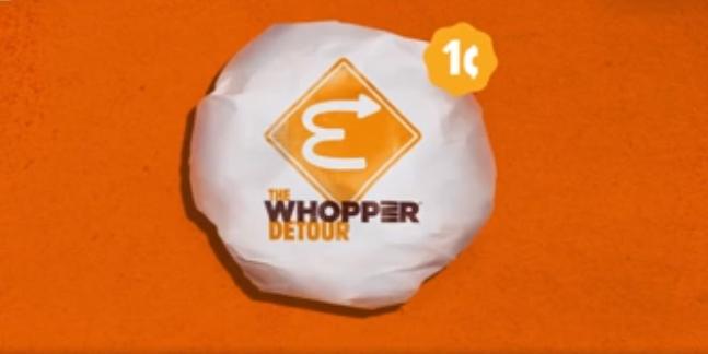 Burger King trolea a McDonald´s para que los usuarios descarguen su app