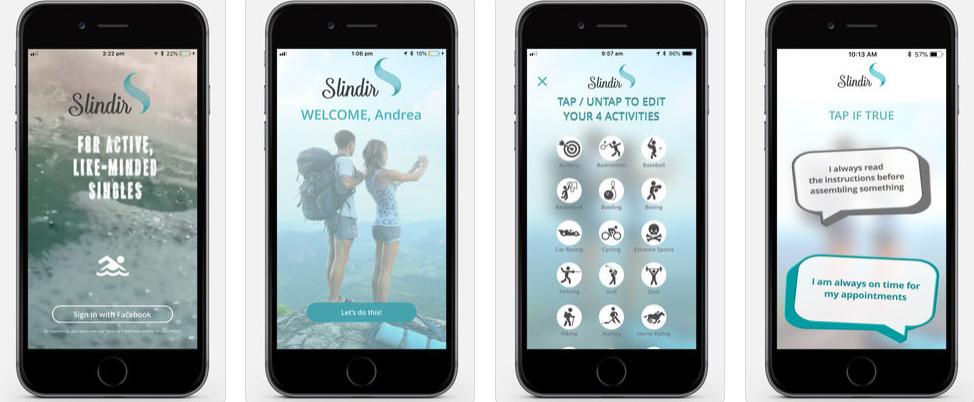 Slindir, la polémica aplicación de dating para solteros en forma