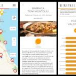 Una app te dice los restaurantes donde comer la auténtica paella valenciana