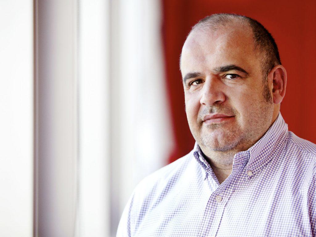 """Carlos Blanco: """"Cuando leo que alguien está haciendo un Silicon Valley en País Vasco, Andalucía o Extremadura me entra la risa"""""""