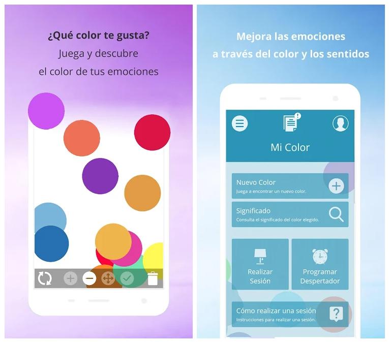 Colors & NeilHarbisson, la app de colores que te pone a tono