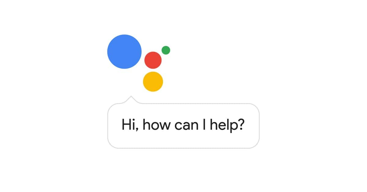 Google Assistant estará integrado en 1.000 millones de dispositivos a finales de enero