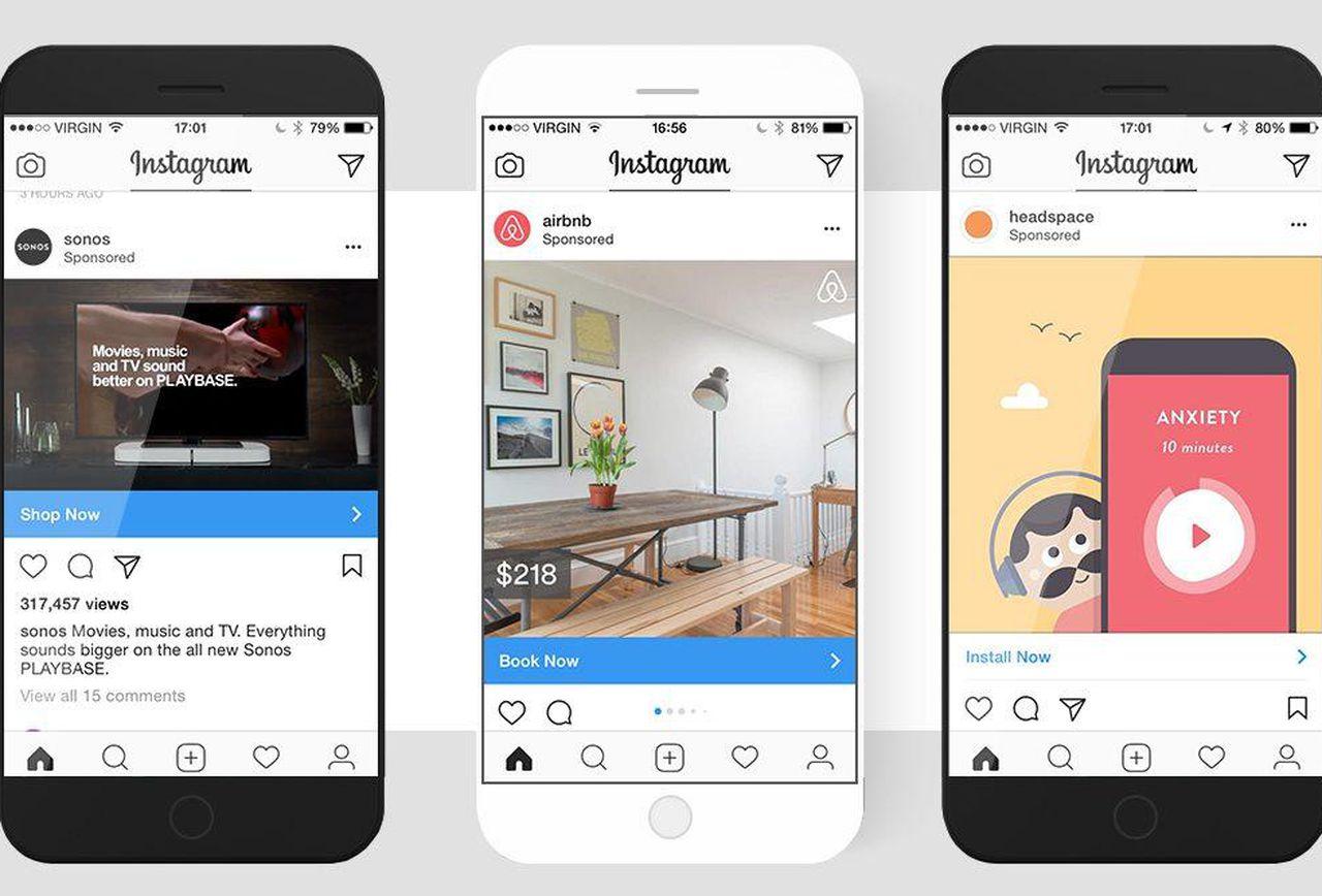 Instagram ya representa el 27% de los ingresos publicitarios de Facebook