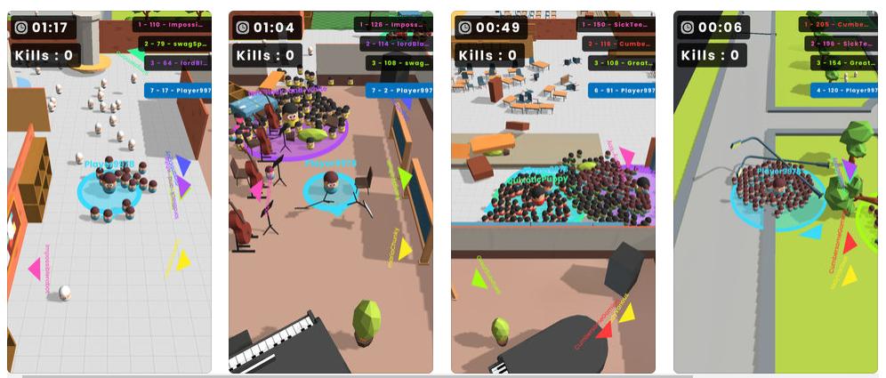 Popular Wars, el juego en el que gana quien reclute a más seguidores