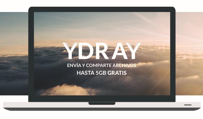 Ydray se renueva para competir con Dropbox y Wetransfer