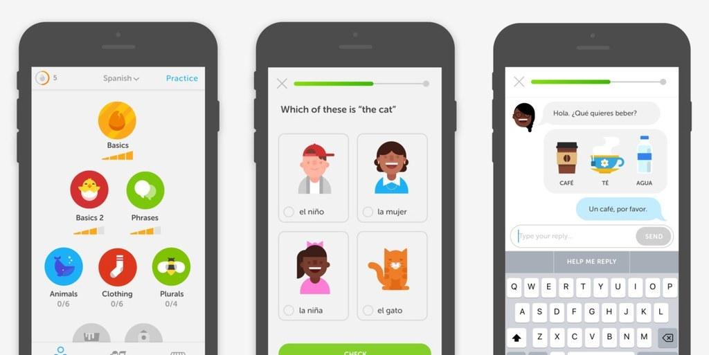 Duolingo fue la app de idiomas más descargada en 2018