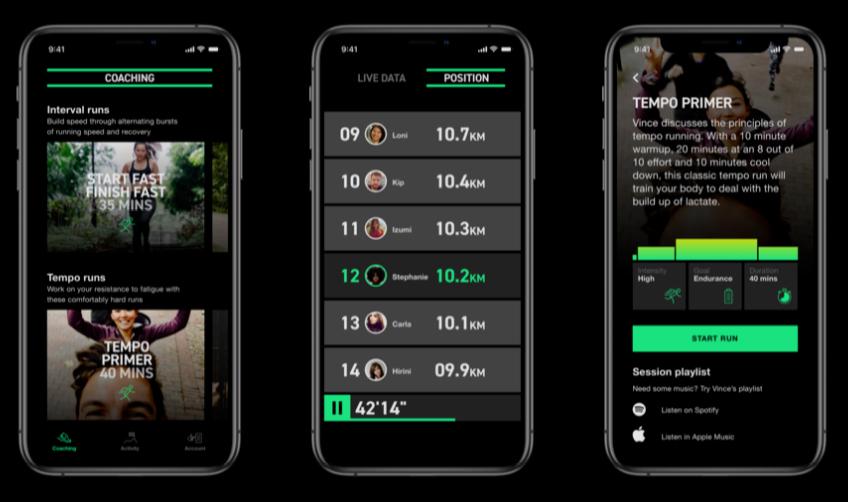 Eastinen, la app que motiva a los runners, cierra una ronda de 2 millones de libras