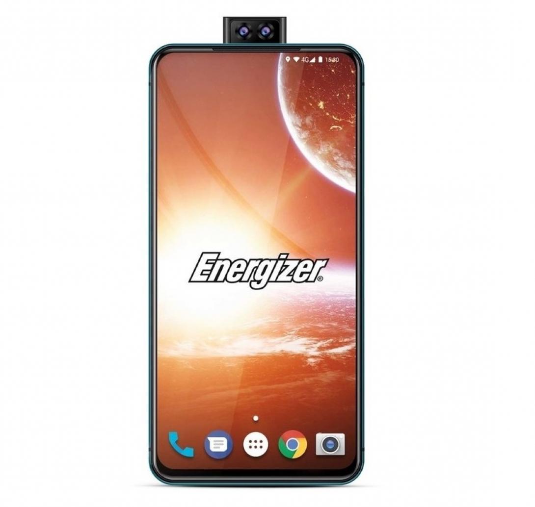 Energizer lanzará un smartphone con batería de 18.000 mAh
