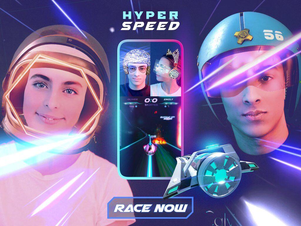 Hyperspeed, el juego de carreras futuristas donde compites cara a cara