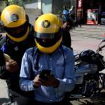 Ni taxis ni VTCs: en India triunfan los mototaxis