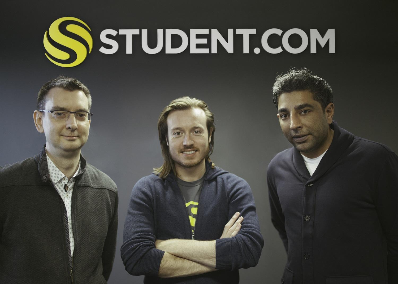 Student.com recibe 10 millones de dólares de financiación