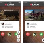 Las vacas también tienen su Tinder: Tudder