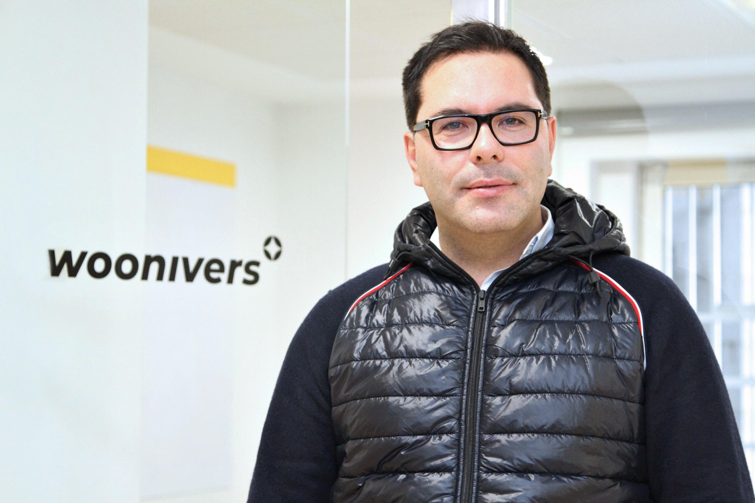 """Antonio Cantalapiedra: """"En Woonivers daremos pasos que no me dejaron dar con mytaxi"""""""