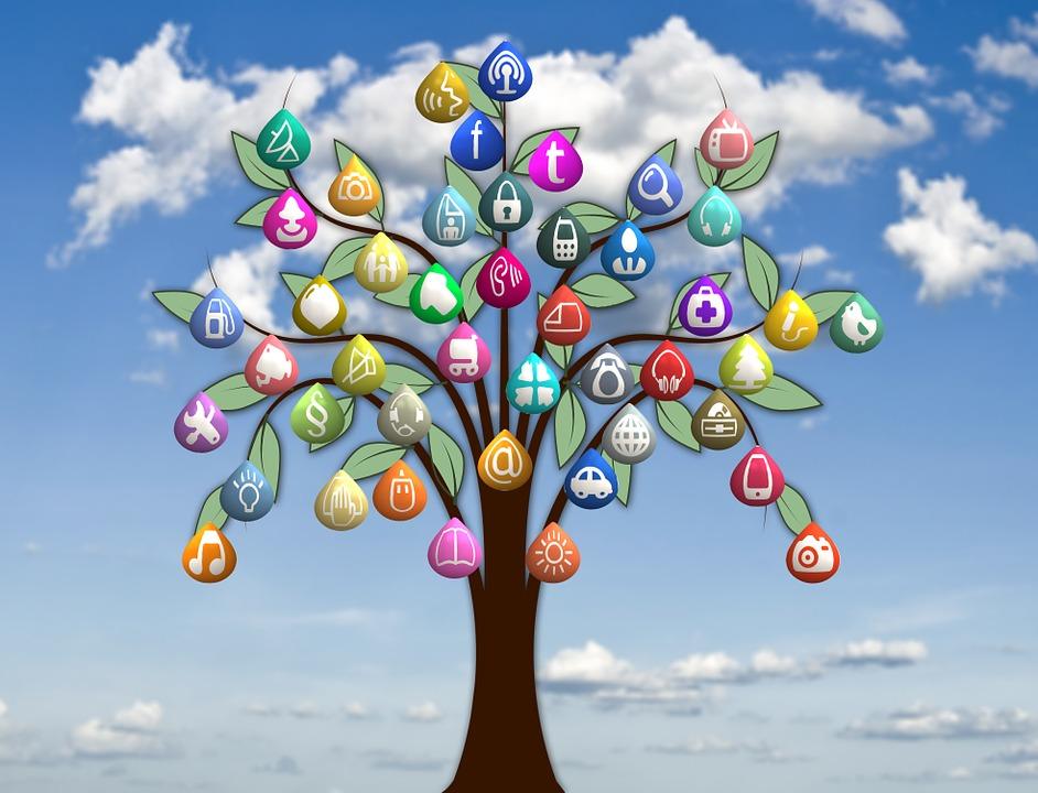 Las apps que más han crecido por sector