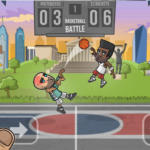 Basketball Battle, partidos de baloncesto uno contra uno
