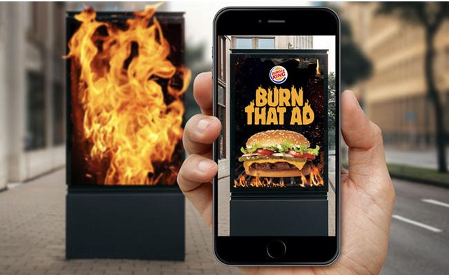 ¿Por qué Burger King le está ganando la mano a McDonald´s en el mundo app?