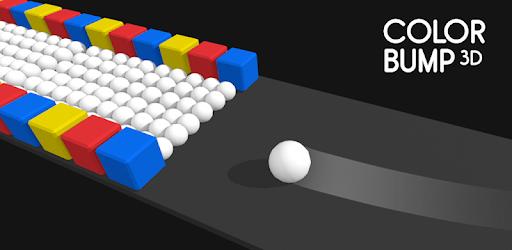 Color Bump 3D, para poliedros los colores