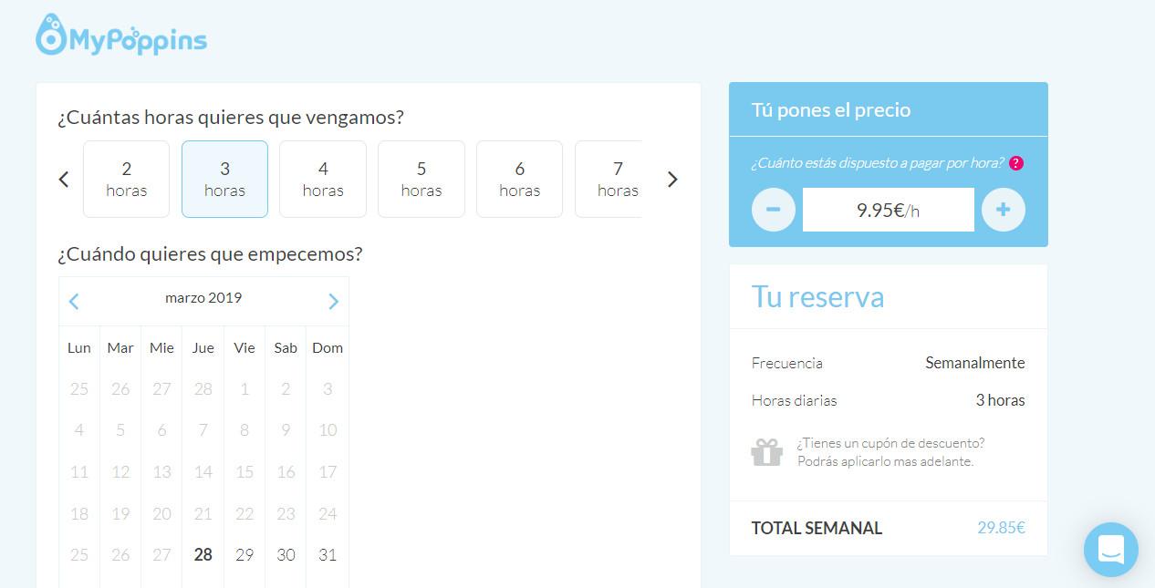 MyPoppins levanta 1 millón de euros