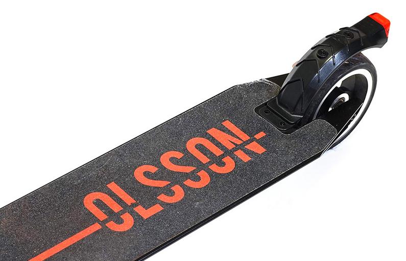Probamos el patinete eléctrico Stroot Bonneville 5 de Olsson and Brothers