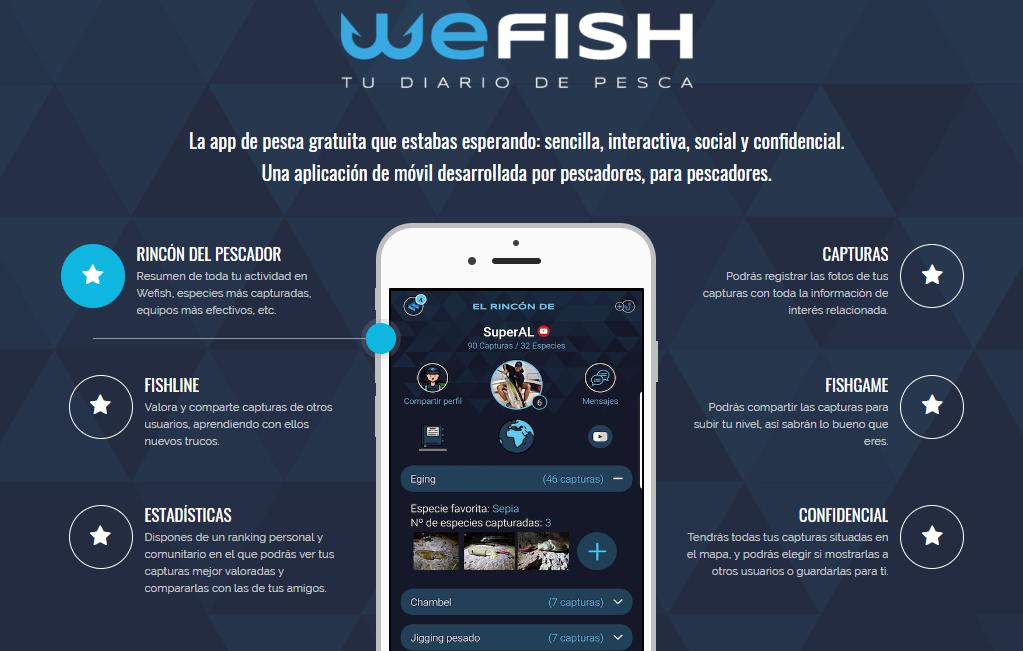 """WeFish: """"Si nos damos la hostia, que sea de campeonato"""""""