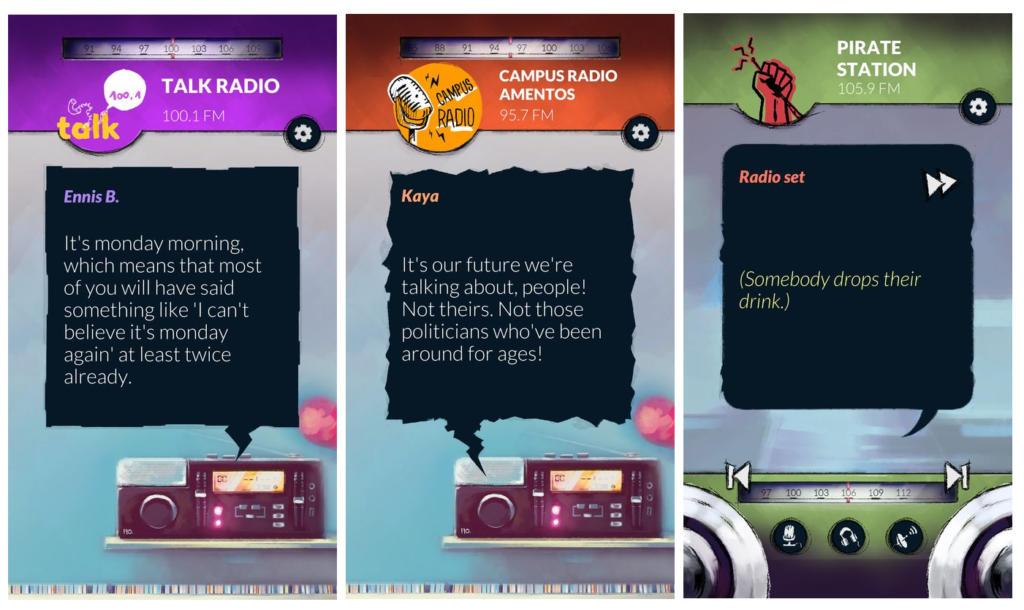 Ya disponible Alt-Frequencies, el juego móvil en el que la clave es el audio