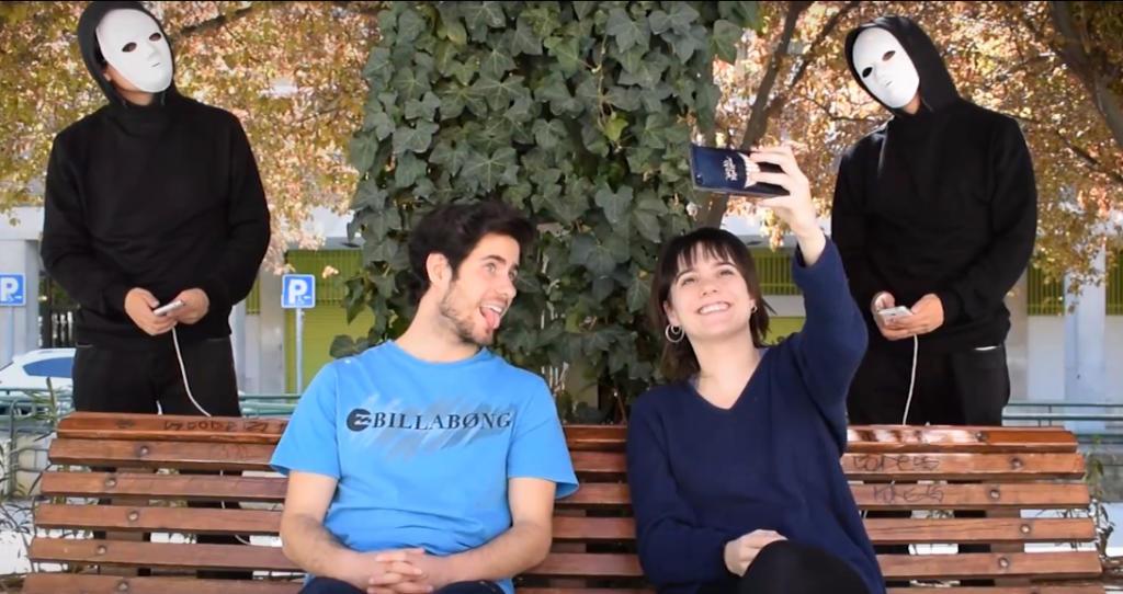 ¿Y si alguien controlara tu estado de ánimo a través del smartphone?