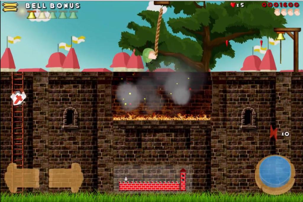 Un juego móvil ya predijo el incendio de la catedral de Notre Dame