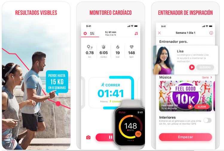 Las mejores apps para correr maratones o carreras de larga distancia