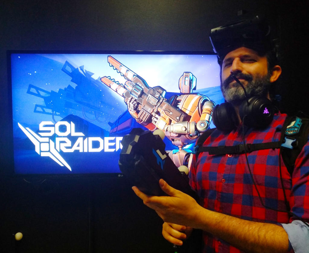 Probamos Sol Raiders, de Zero Latency
