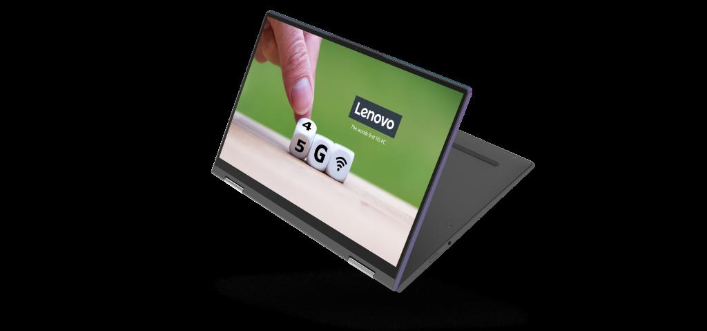 Lenovo muestra Project Limitless, el primer portátil 5G creado junto a Qualcomm