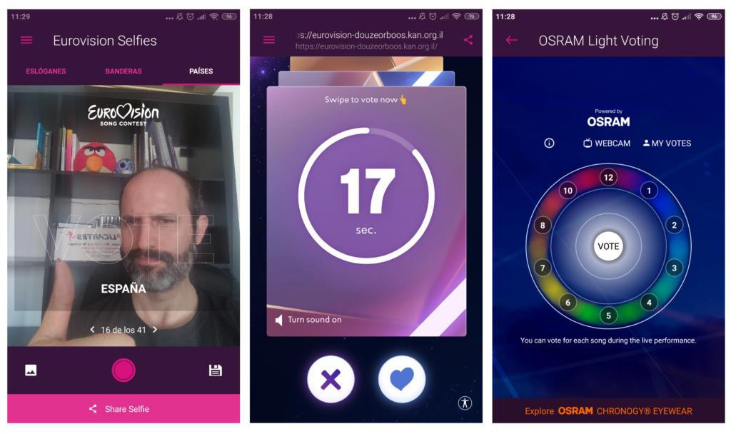 Sigue la final de Eurovisión 2019 con su app oficial