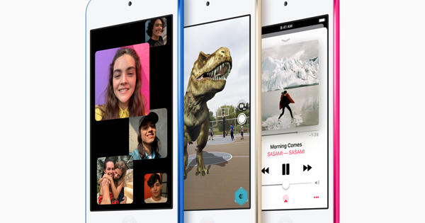 Apple resucita el iPod Touch