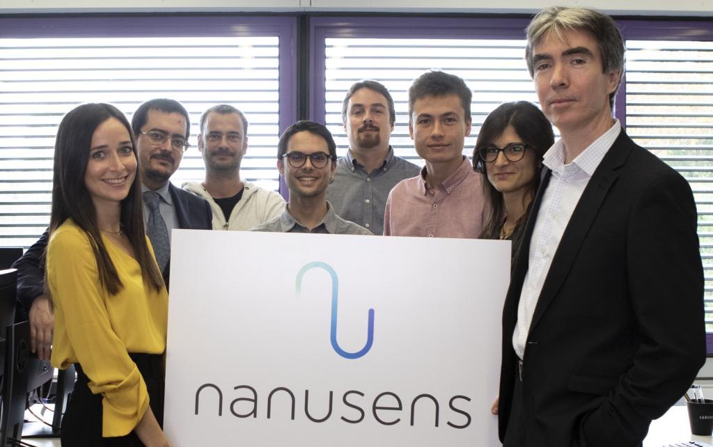 La startup Nanusens obtiene 600.000 euros de financiación mediante Crowdcube