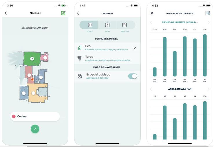 Neato Botvac D4 Connected: Limpiando y mapeando la casa a golpe de app