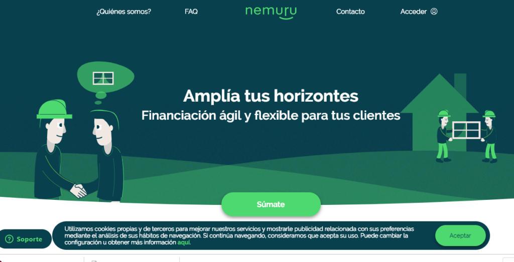 Nemuru, la startup que te ayuda a financiar la reforma de tu casa