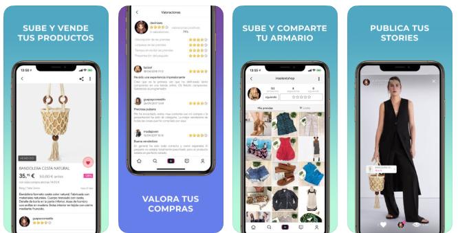 Pinkiz, la app para ganar unos ingresos extra vendiendo la ropa que ya no usas