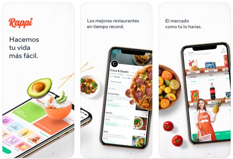 Rappi, el Glovo colombiano, cierra la mayor ronda de inversión de una startup latinoamericana