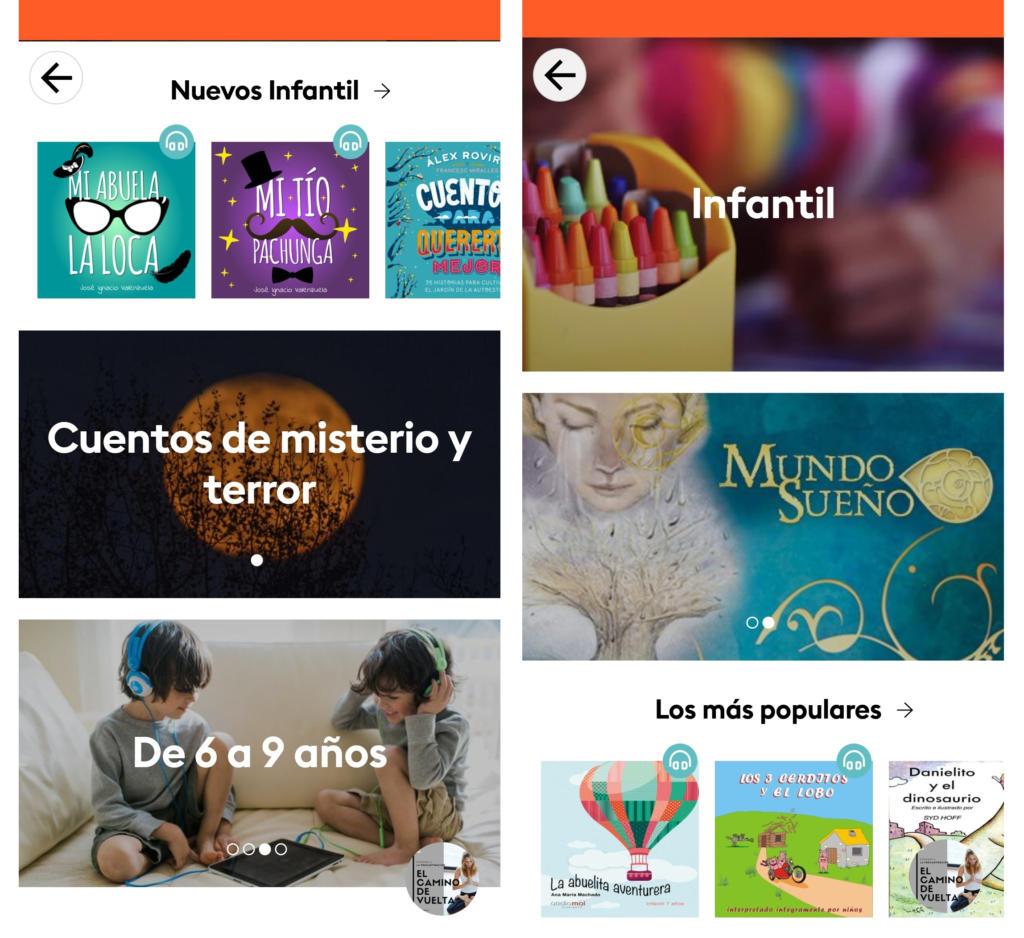 Storytel lanza cuentas familiares