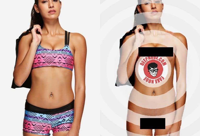 DeepNude, la aplicación para desnudar mujeres que murió de éxito