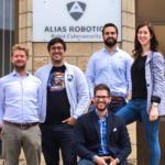 La startup vitoriana Alias Robotics cierra una ronda de 750.000 euros