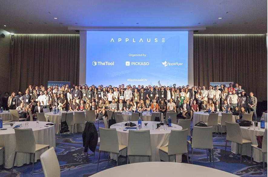 Los profesionales del app marketing se reúnen en Barcelona en la 4ª edición de Applause Congress